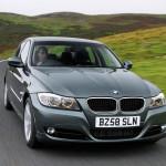 BMW 3 Series UK version 2009
