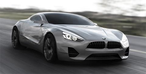 BMW S.X. Concept car