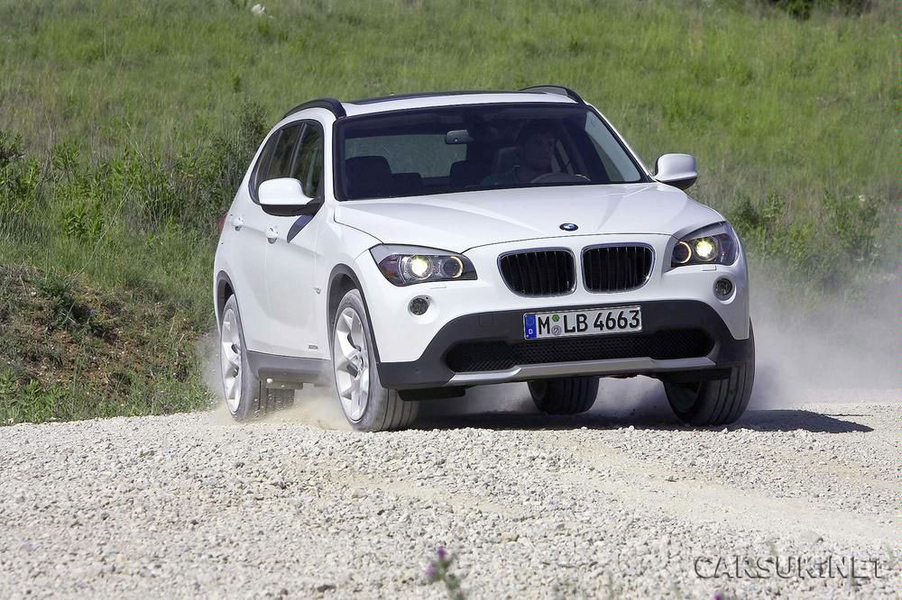 BMW X1 – Prices