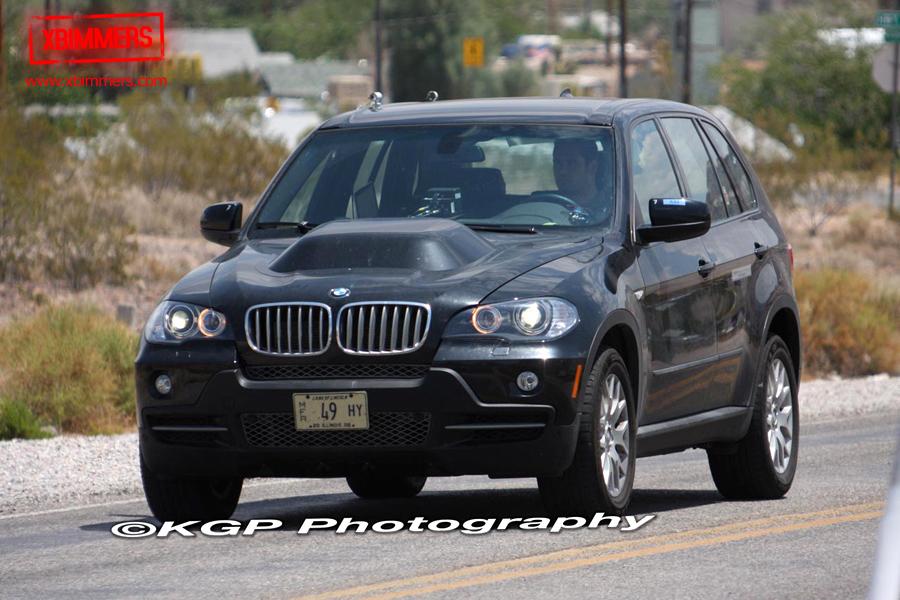 2010 BMW X5 Hybrid