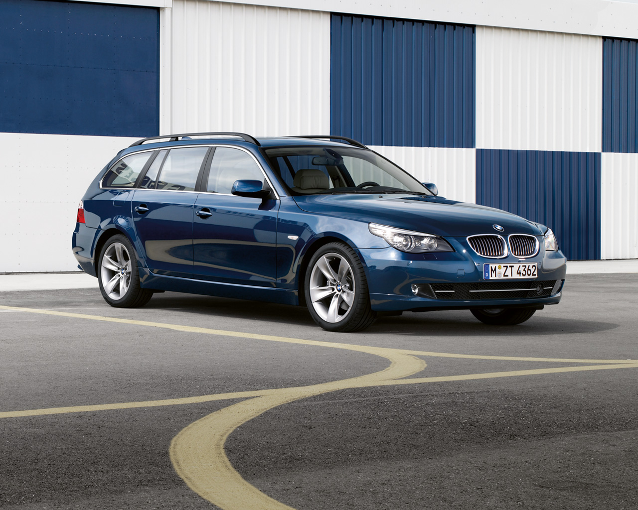 BMW 5 Series Wagon could be replaced by GT