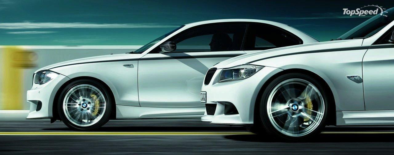 BMW 135i and 335i performance kit