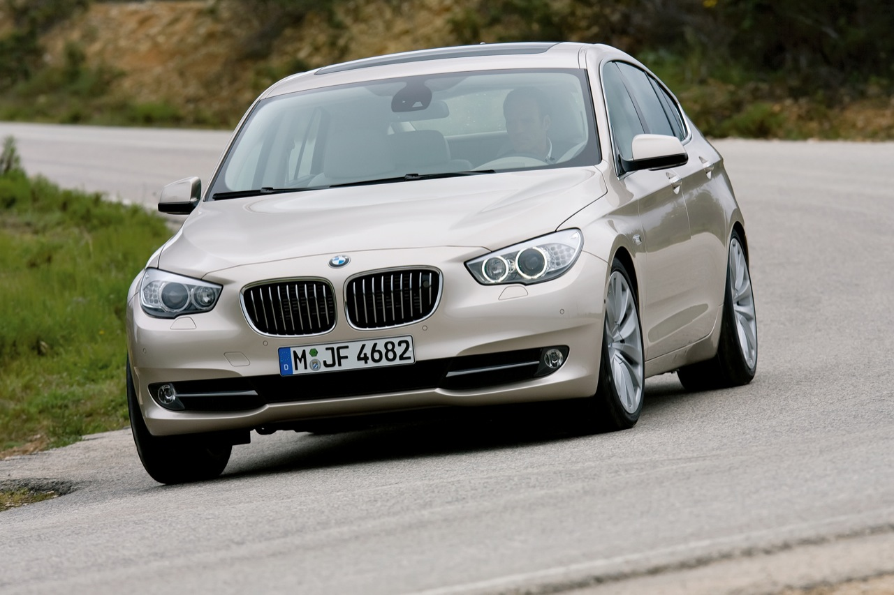 BMW 3 Series similar to BMW 535i GT