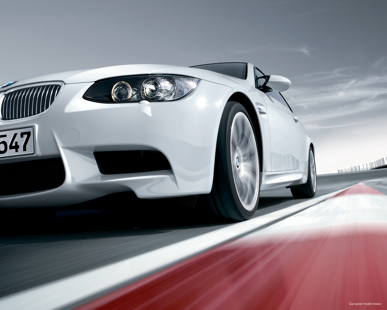 BMW M3 E92 5.0 V10 SMG