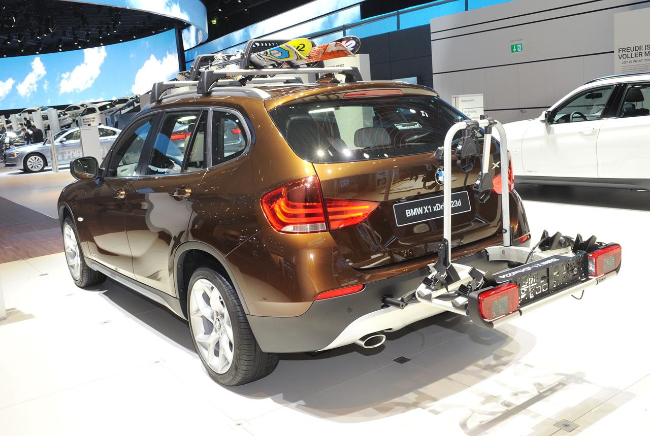 Frankfurt 2009: BMW X1