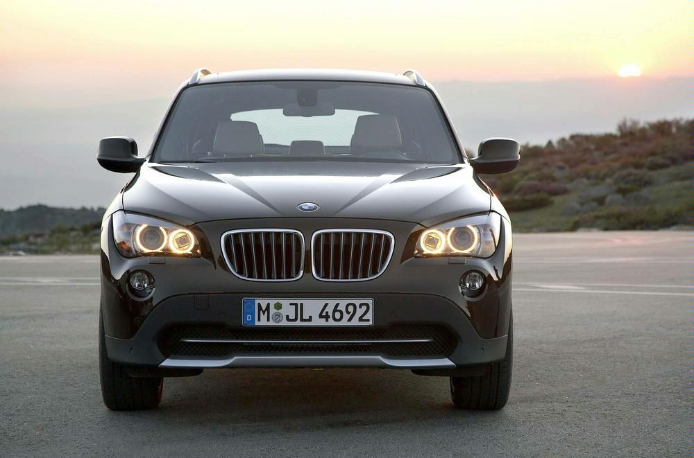 Drive Review: BMW X1
