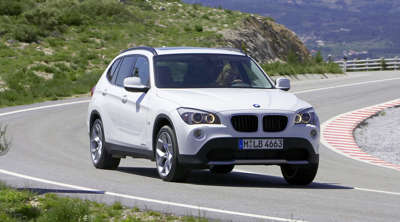 First Drive: BMW X1 xDrive20d
