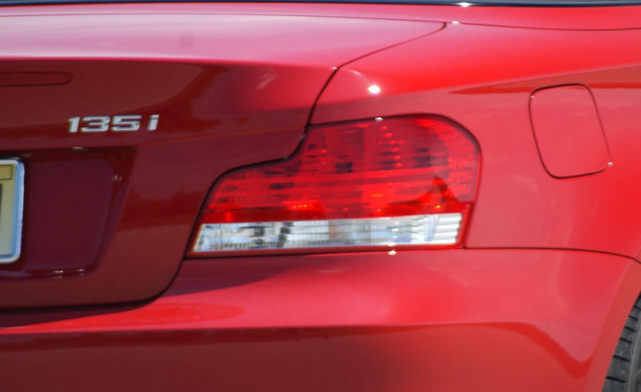 2009 BMW 135i Convertible