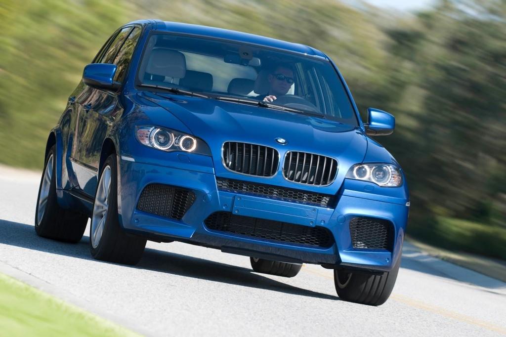 Drive Review: BMW X5 M