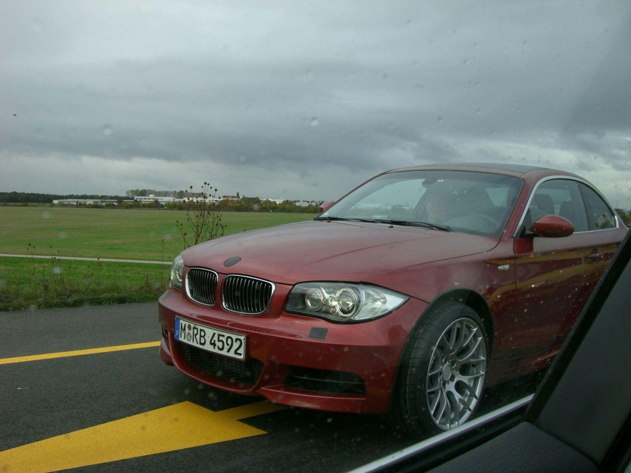 Spy Photos: BMW Series 1 Coupe M