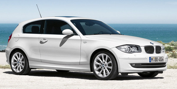 BMW 1 Series – Made In China