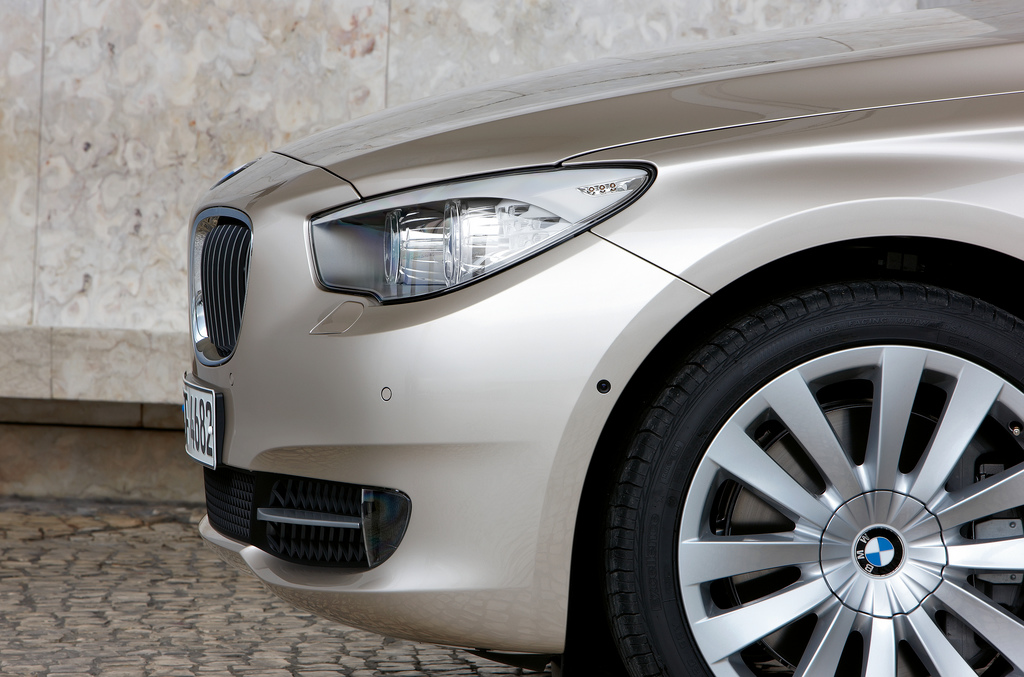 Four-cylinder engine for 5 Series GT?