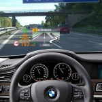 BMW HUD