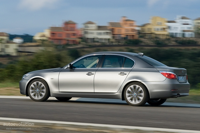 BMW 5 Series E60 – Stop Production in December