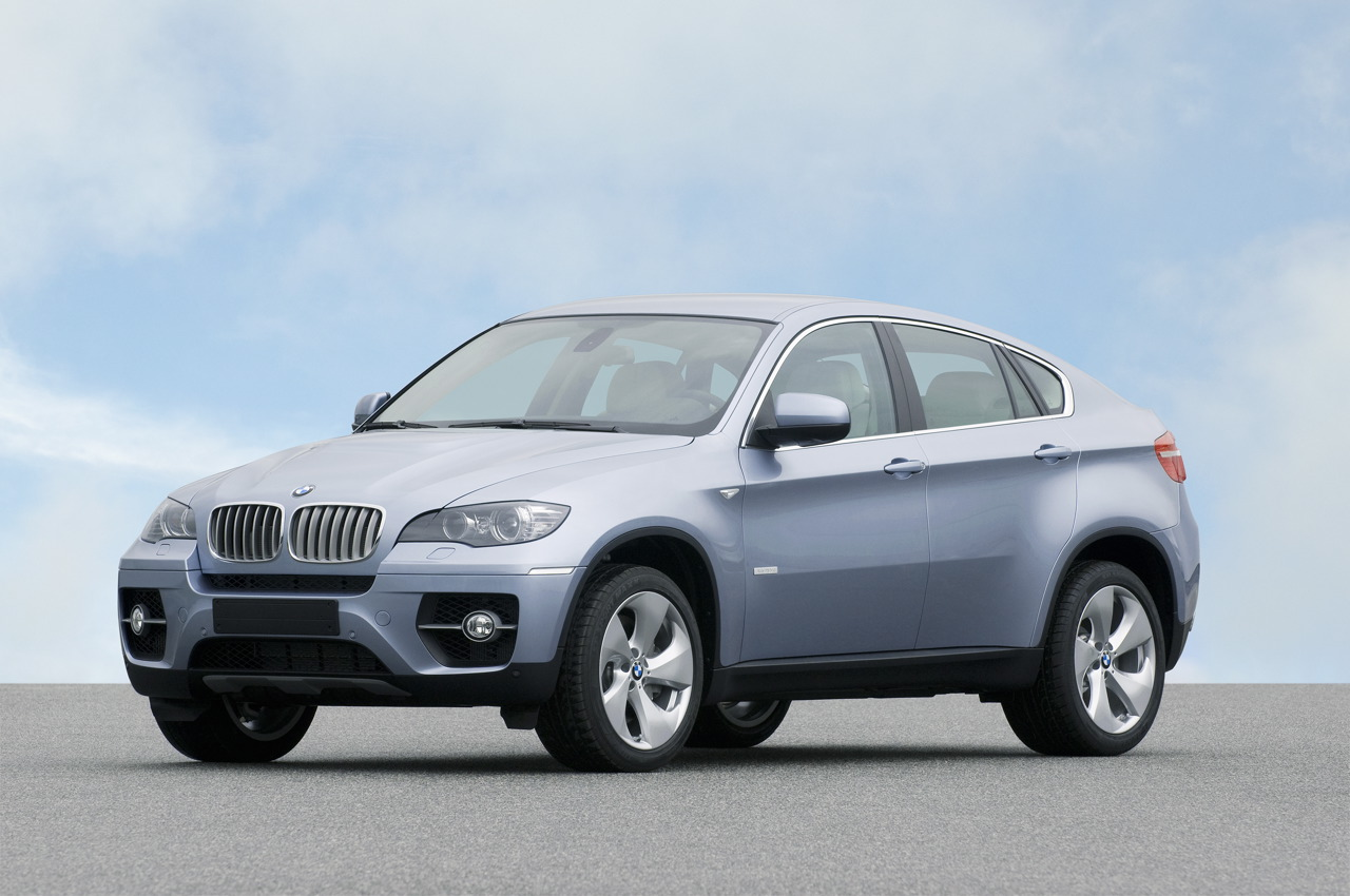 BMW X6 ActiveHybrid coming to U.S.A.