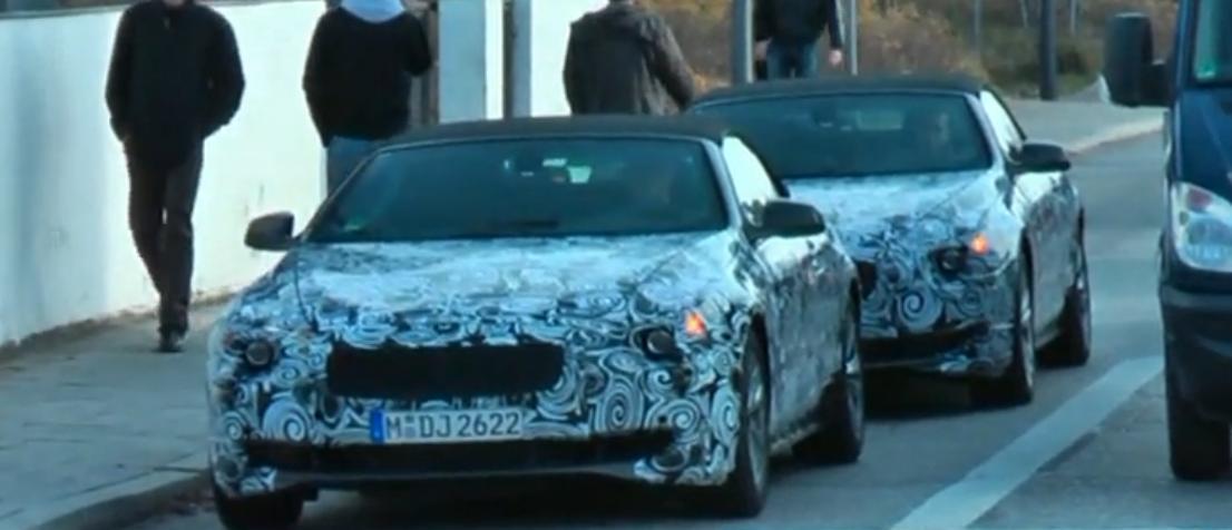 Spy Video: BMW 6 Series