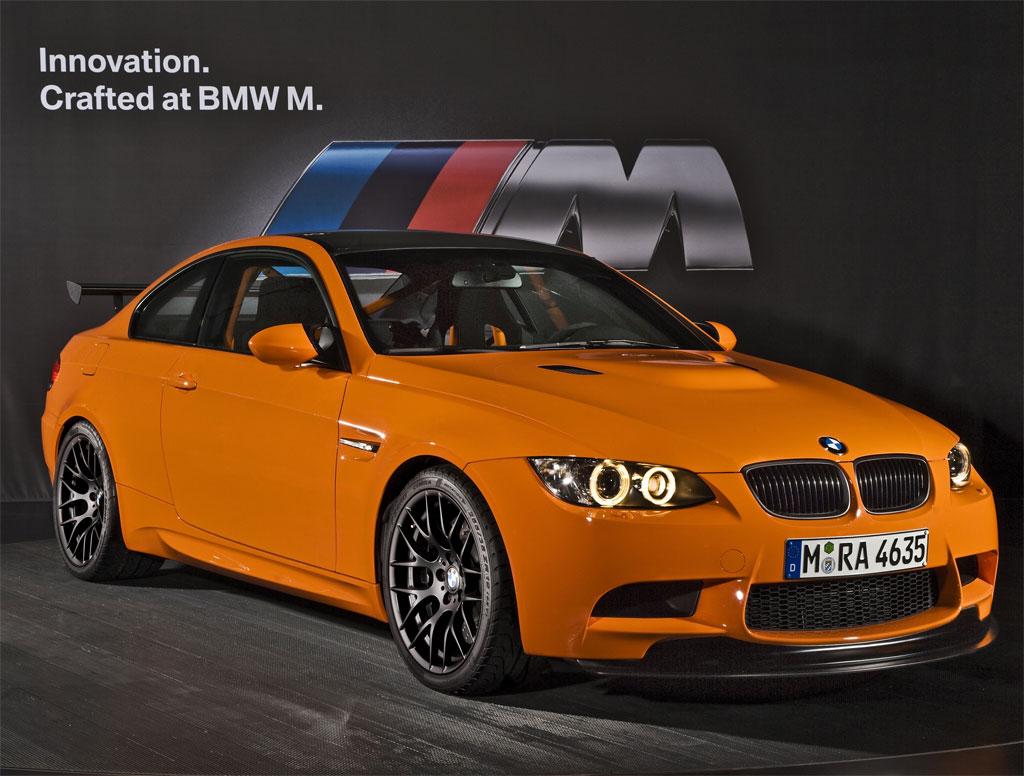Teaser Video: BMW M3 GTS