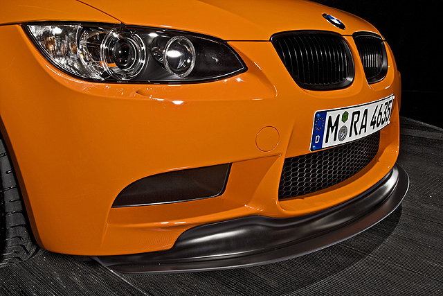 VIDEO: BMW M3 GTS on track