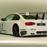 BMW M3 Police Car