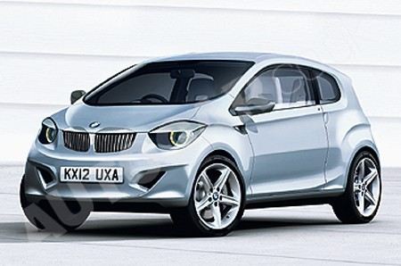 BMW plans Electric Car