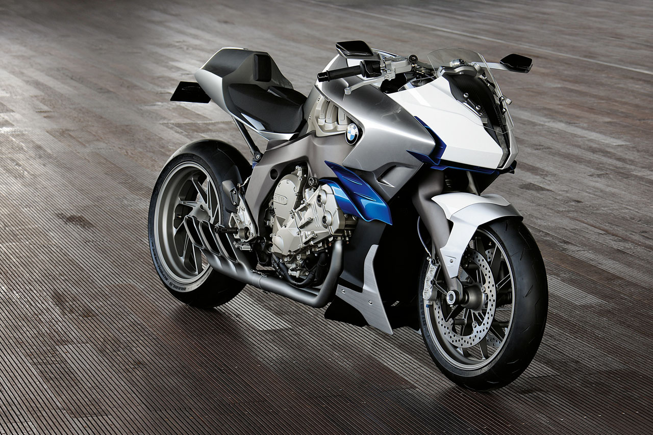 BMW Six-Cylinder Motorcycle Concept