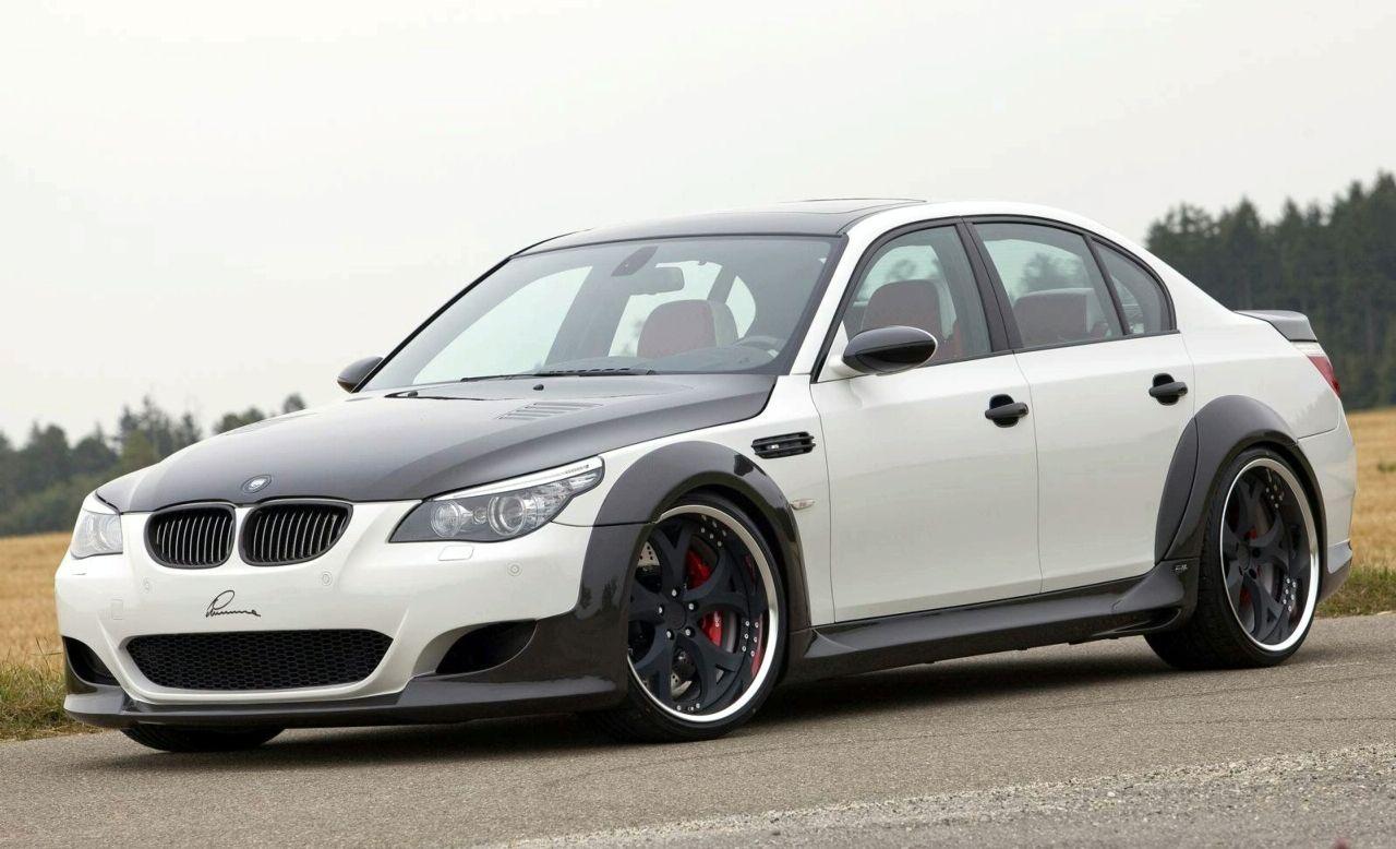 BMW Lumma CLS 730 RS