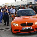 Valentino Rossi & BMW M3 GTS