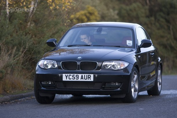 2010 BMW 118d Coupe