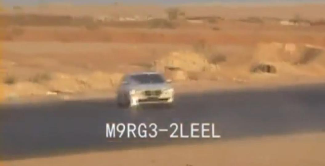 2010 BMW 7 Series Drifting