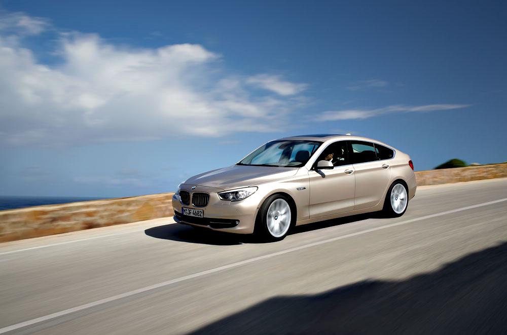 2011 BMW 5 Series GT (F07)