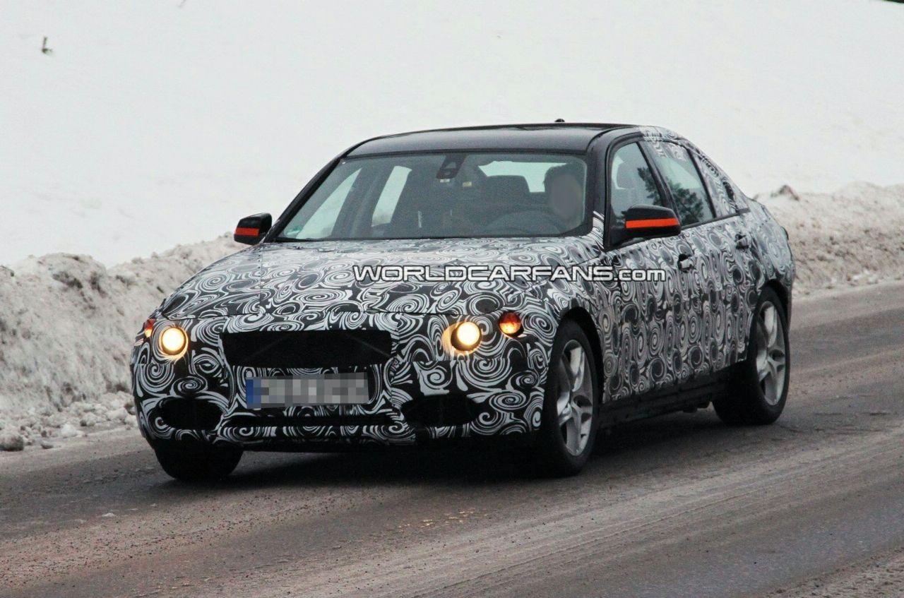 2012 BMW 3 Series F30 Latest Spy Photos
