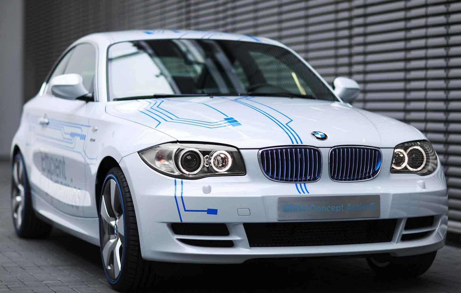 BMW ActiveE Concept Premier
