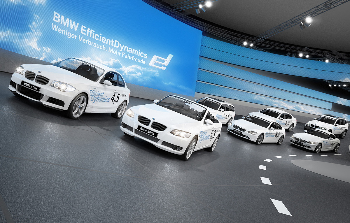Criticized agreement between BMW and London Olympic Games