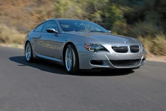 BMW M6 by Dinan
