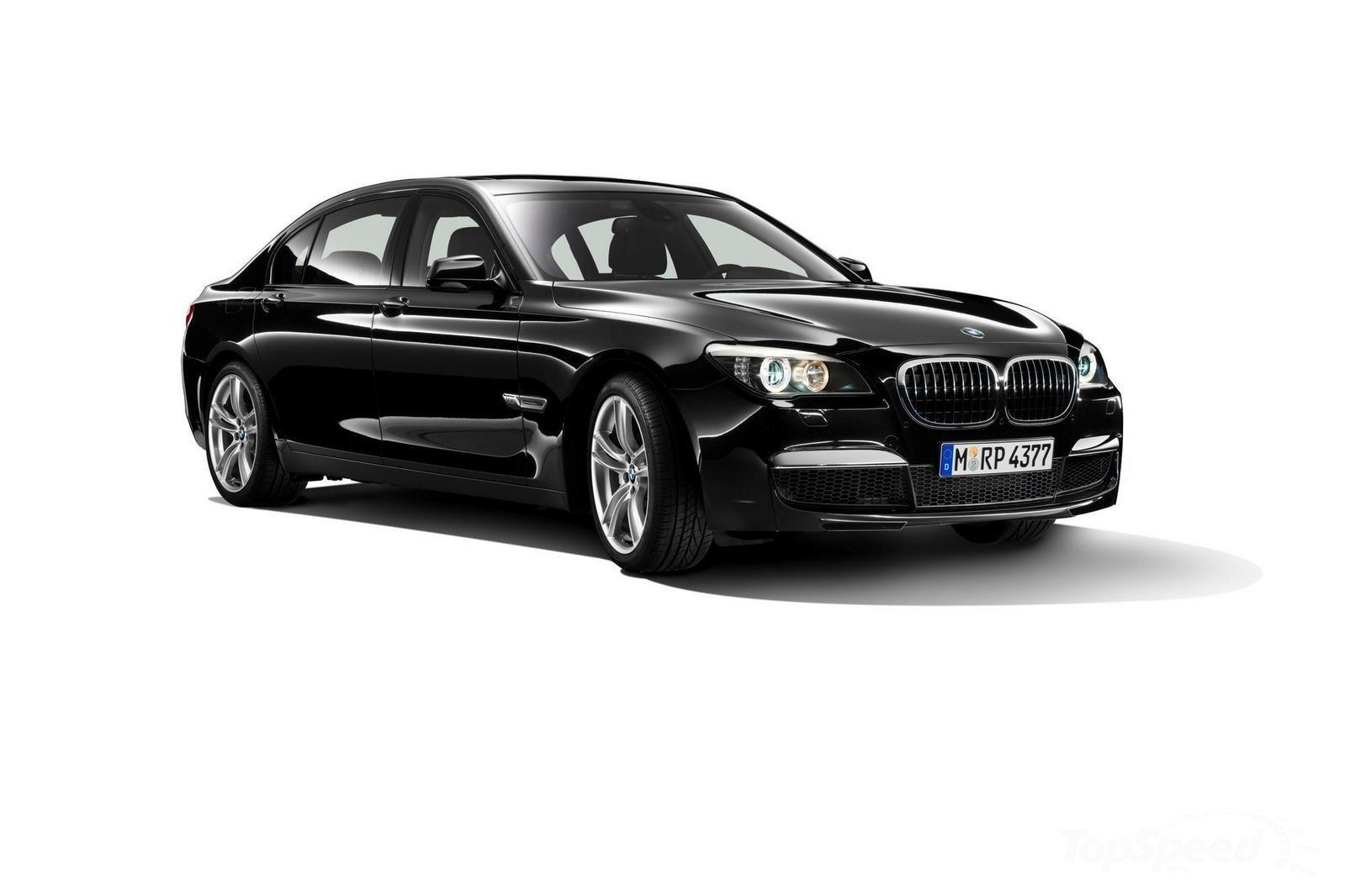 BMW 740i & BMW 740Li