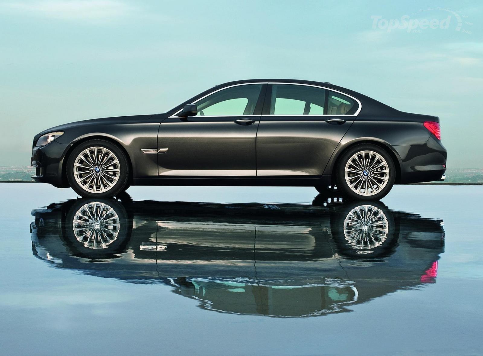 BMW 740i & BMW 740Li | BMWCoop