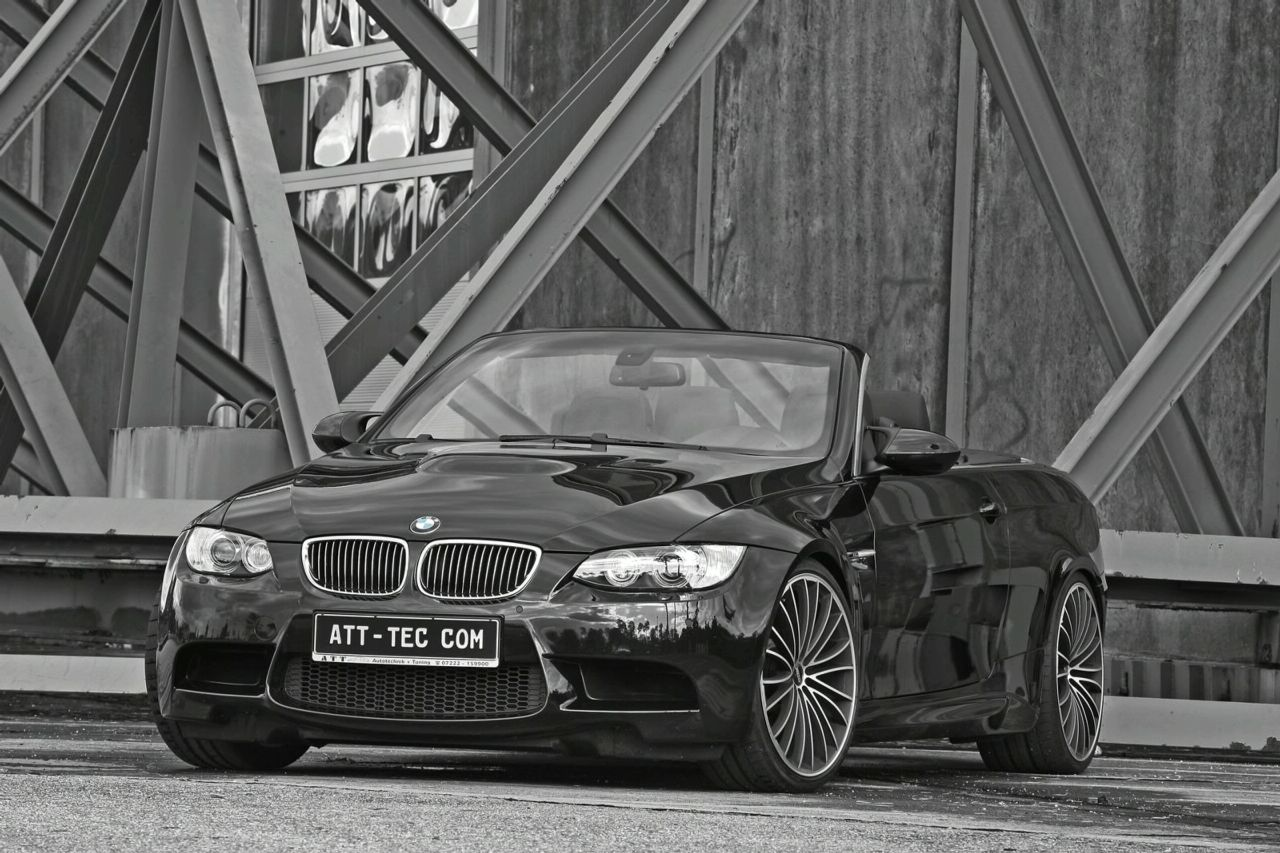 BMW M3 by ATT Thunderstorm