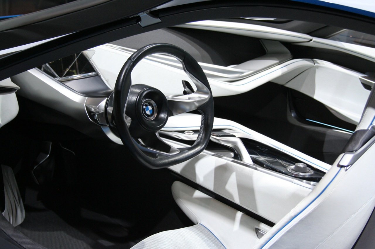 BMW i8 name already reserved for Vision Efficient Dynamics