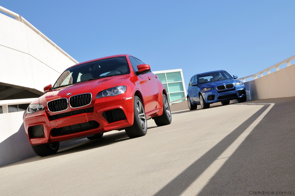 BMW X5 M and BMW X6 M to be launched in January