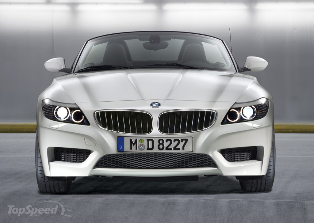 BMW Z4 sDrive35is will feature a M sport package