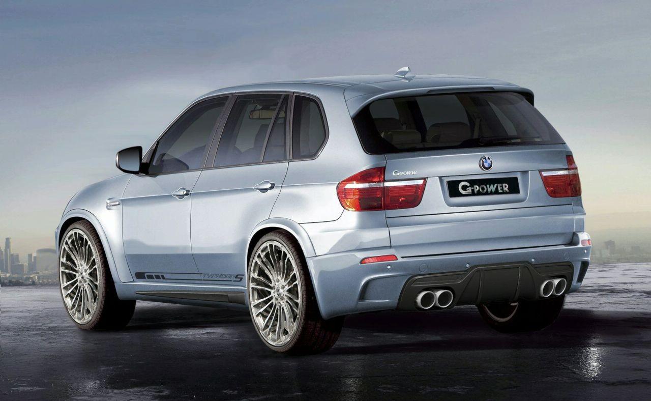 Power BMW X5 M Typhoon and BMW X6 M Typhoon | BMWCoop