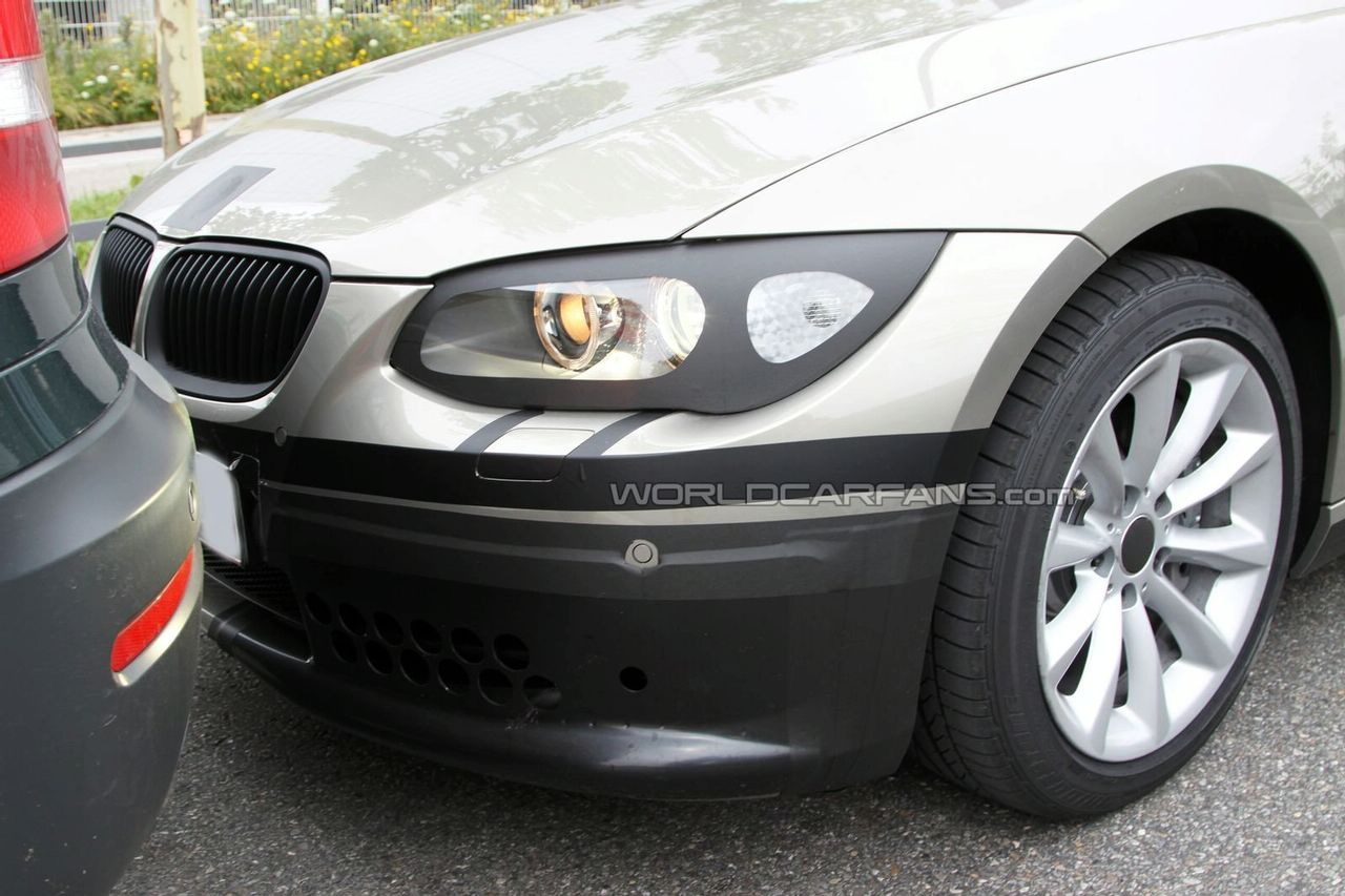 More information about the 2011 BMW E92/E93
