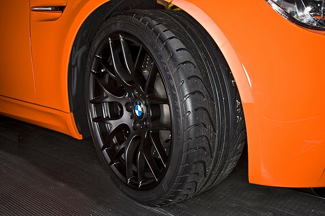 Rumors about the 2011 BMW M3 competition package