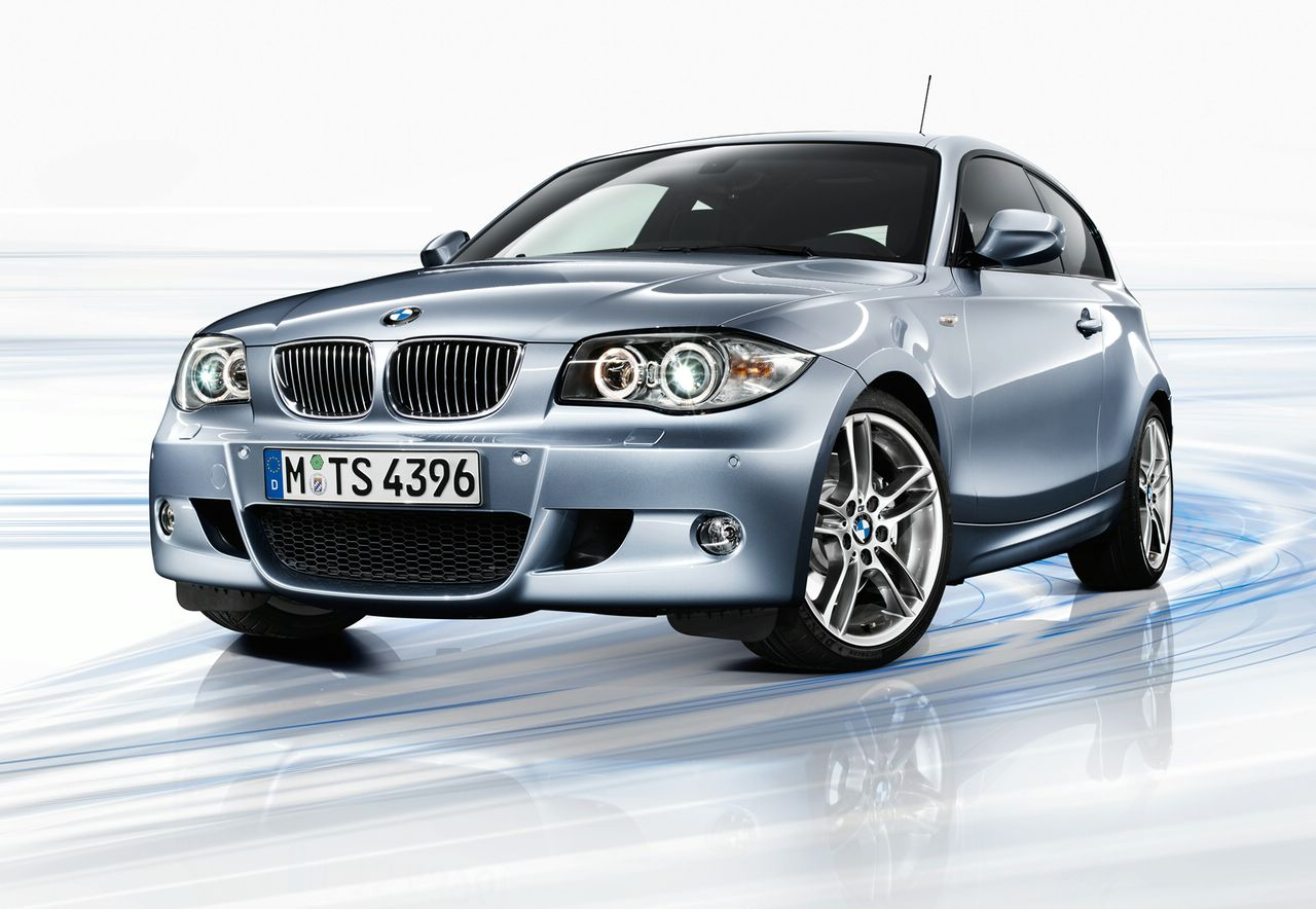 Reportedly BMW 1 Series M with details