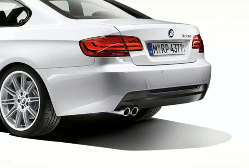M Package for 2011 BMW 3-Series Coupe and Convertible Facelift