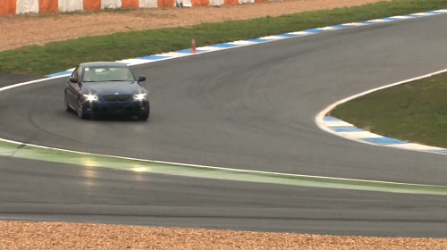 VIDEO: BMW 335is Highlights and on Estoril circuit