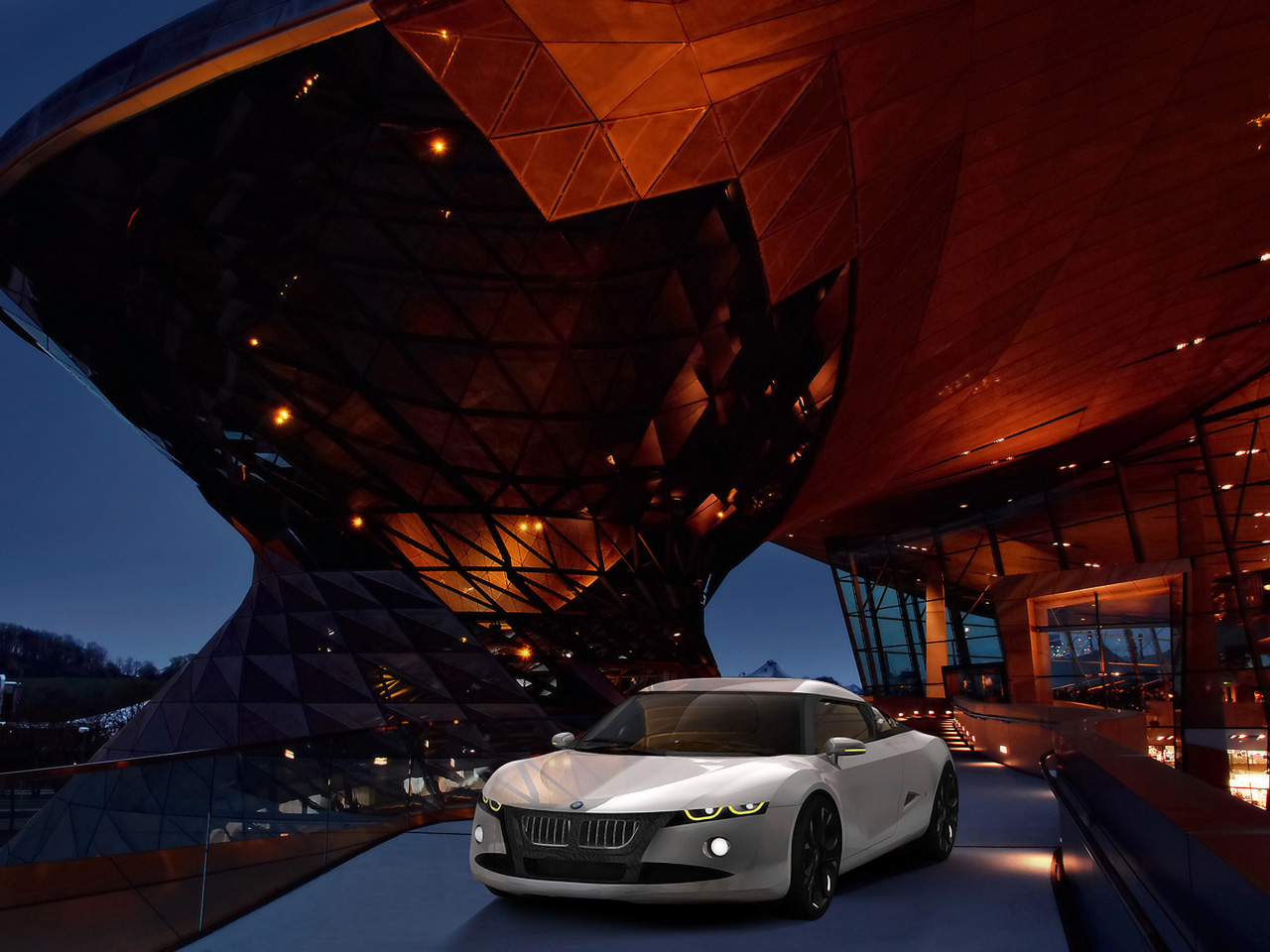 BMW M2 Concept Sketches