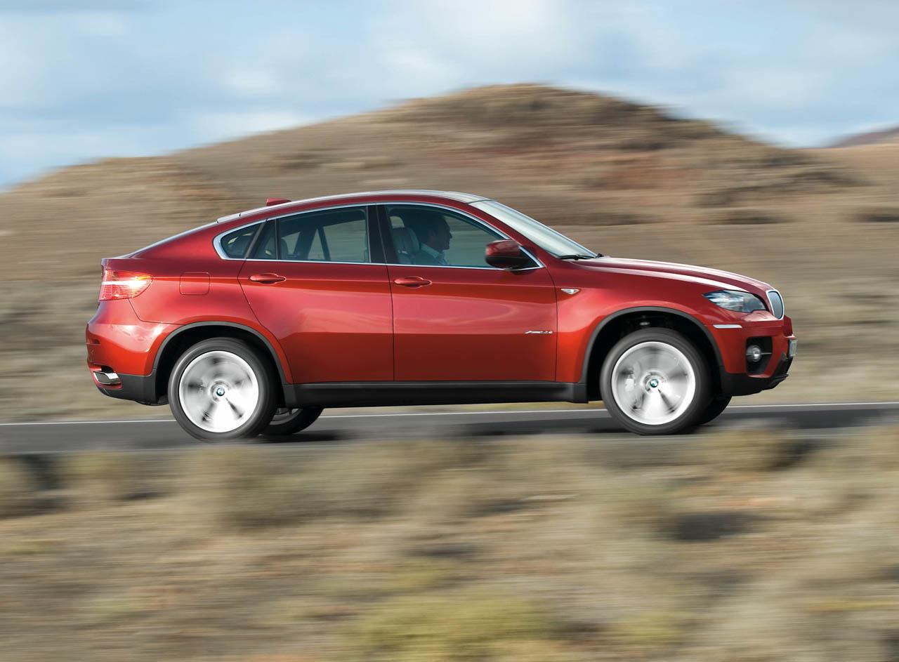 BMW X5 & BMW X6 will receive a xDrive40d option