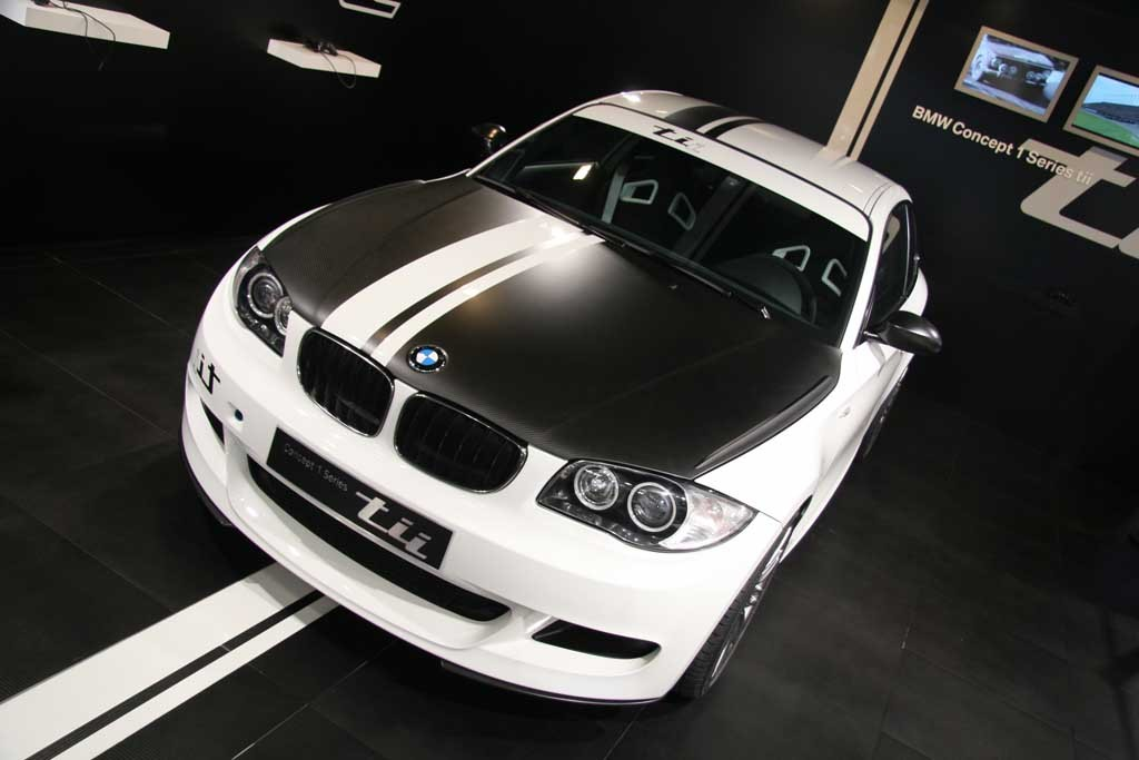 New details about the 2011 BMW 1 Series M