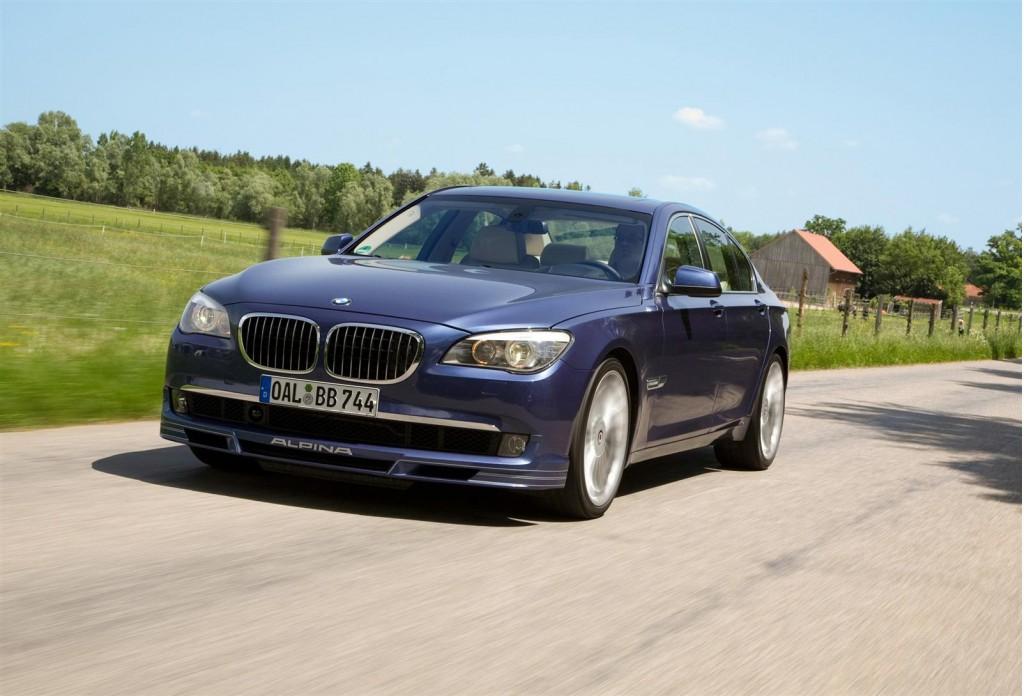 2011 BMW Alpina B7 prices